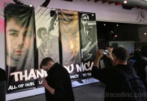 Huge MCA banner.