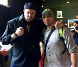 Danny Boy from House of Pain and Greg Schultz