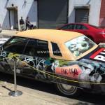 Dave Sussman's car