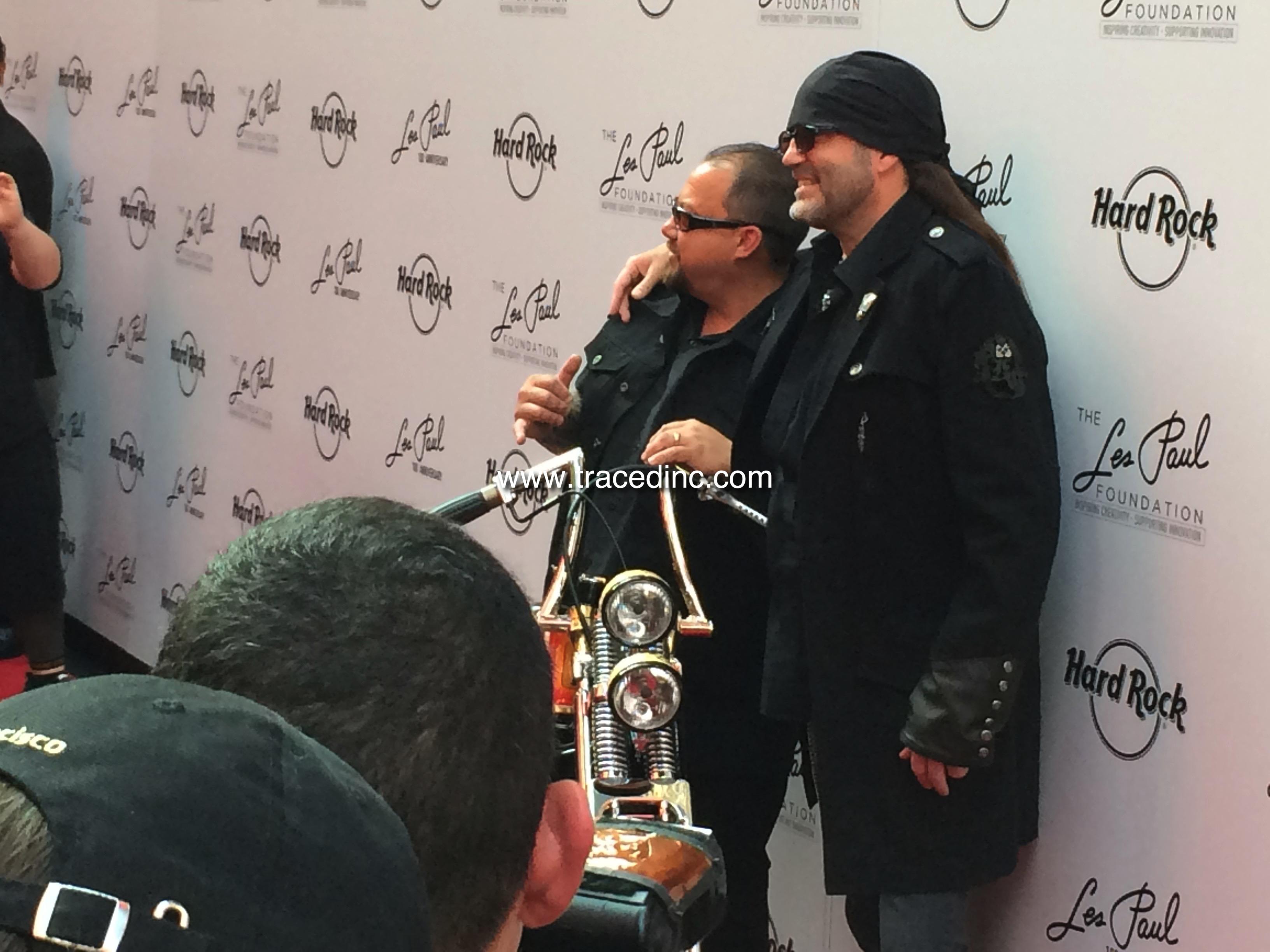 Danny Count Koker Counts '77 Donates Bike